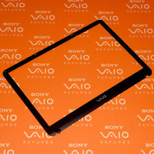 NEW Sony Vaio VGN-FS Series Black LCD Screen Bezel X20505781