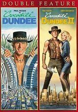 Crocodile Dundee/crocodile Dundee II 0097361701646 DVD Region 1
