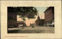 Columbus GA 12th St. c1910 Postcard