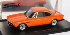 1/43 SPARK 1972 BMW 3.0 CSL (E9) ROAD CAR N/SCHUCO MEGA RARE