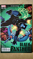 Marvel Comics 2016 Black Panther #5 Cassady The Story Thus Far Variant Cover NEW