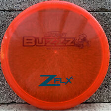 Discraft Z Flx Mini Bee Buzzz 177+g Rare Plastic Red And Teal Stamps