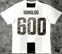 Cristiano Ronaldo Signed Juventus Jersey 600 Goals Edition BAS Beckett Witnessed