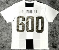 Cristiano Ronaldo Signed Juventus Jersey 600 Goals Edition BAS Beckett Witnessed
