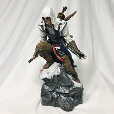 Assassin's Creed III 3 Statue Figure 2012 Ubisoft Collector Edition Bust No Flag