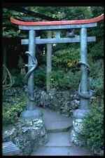 346070 Torii Gate Japanese Garden Compton Acres England A4 Photo Print