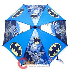 Dc Comics Batman Umbrella PVC Bat man Figure Handle Kids Size