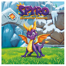Spyro the Dragon Reignited Trilogy (PS4) Preowned Great Condition