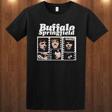 Buffalo Springfield tee psychedelic rock band S M L XL 2XL 3XL t-shirt Manassas