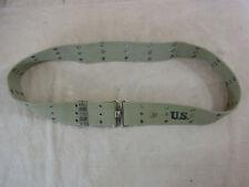 160cm US ARMY WW2 M-1936 Lochkoppel Koppel M36 pistol belt BRASS Messing 62inch