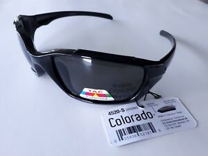 "STREAMSIDE  "" POLARIZED SUNGLASSES "" Model 4520-S "" COLORADO "" (smoke) FISHING"