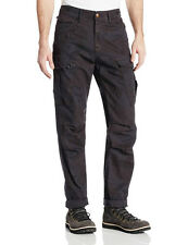 G-Star Raw Rovic Camouflage Tapered Men's Military Cargo Pants Camou NEW 34x32