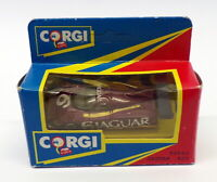 Corgi 7cm Long Diecast Model Car 90580 - Jaguar XJ9 - #6 Purple