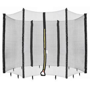 Filet de sécurité pour trampoline 185/ 244/ 305/ 366/ 396/ 430/ 460/ 490 cm