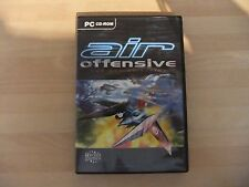 Air Offensive | PC CD-ROM Video Game MINT CONDITION