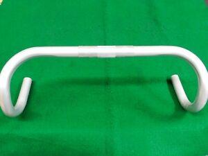 Single Groove STI Cinelli Mod. 66 - 44 cm Campione del Mondo 26.4 mm Silver Bar
