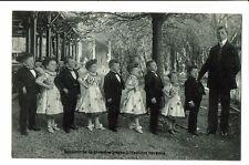 CPA -Carte postale- Hongrie-Souvenir de la 1ere troupe Lilliputiens Hongrois-