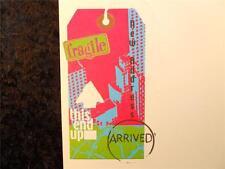 Crane New Address Moving Announce 10 Ivory (Ecru) Printable Cards & 10 Envelopes