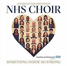 NHS CHOIR Something Inside So Strong 2016 12-track CD album NEW/SEALED LEWISHAM