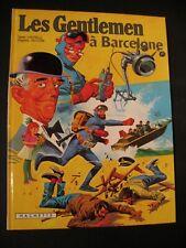 Les Gentlemen Tacconi Castelli Ed. Hachette EO 1982