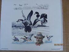 #RW1-DDF   Ding Darling  Federal Duck Print  Remarque    #RWDDF RJ