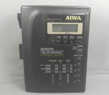 Aiwa HS-T65 FM/AM Wide Auto-Reverse  Stereo Cassette Player FOR PARTS