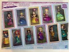 Disney Princess Little Kingdom Snap-ins Figures Royal Sparkle Collection 11 Pack