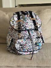 Tokidoki Vintage Portafortuna Large Backpack Collectible & Rare