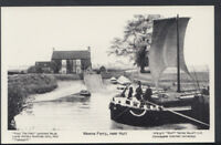 Yorkshire Postcard - Wawne Ferry, Near Hull     T84