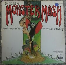 Bobby (Boris) Pickett & The Crypt-Kickers ‎– Monster Mash LP RE Parrot ‎1973