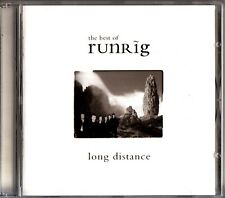 The Best Of RUNRIG - Long Distance CD 1996 (Greatest Hits/Celtic Rock)