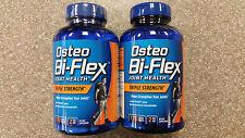 2X Osteo Bi-Flex Triple Fuerza, 170 Botellas 5-Loxin Glucosamina 340 Ct Total