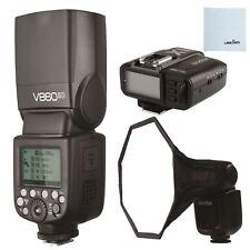 Godox Canon V860II Ving   Godox X1T Canon Trigger Bundle