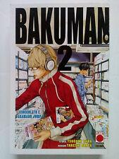 Bakuman n. 2 di Tsugumi Ohba, Takeshi Obata - Death Note * 1a ris. Planet Manga