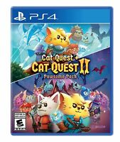 Cat Quest 2 - Sony PlayStation 4 [PS4 Action Role-Playing Game Combo Pack] NEW