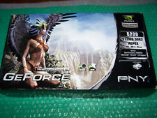 Boxed PNY Nvidia GeForce 6200 512MB DDR2 AGP Graphics Card, Win 7/8 compatible