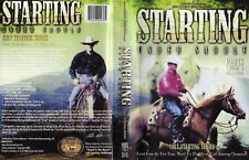 Clinton Anderson Starting Under Saddle 4 Dvd's Set