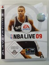 !!! PLAYSTATION ps3 GIOCO NBA LIVE 09, usati ma ben!!!