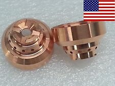 2pc - 120601 Shield Caps - 125 Hand Cutting - US Plasma Cutters *FAST US SHIP*