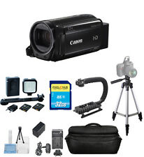 Canon VIXIA HF R70 HFR70 Camcorder MEGA BUNDLE W/ USA Warranty!