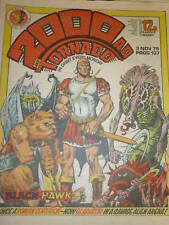 2000 AD & TORNADO Comic - PROG No 137 - Date 03/11/1979 - UK Paper Comic