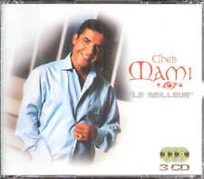 Best of Cheb Mami: Ma Tebkich, Kobbi Algeria Maroc Le Meilleur Rai Arabic 3 CD's