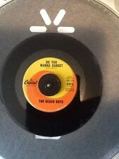 "45. ""Do You Wanna Dance?/Please Let Me Wonder""- The Beach Boys- Picture Sleeve"
