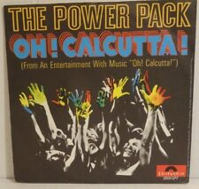 "THE POWER PACK - Oh! Calcutta! / Soul Searchin' > Single 7"" Vinyl"