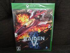 Raiden V Xbox one SHMUP Region Free NEW!