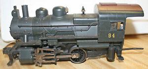 K-Line 94 O27 Switcher Steam Locomotive - No Tender