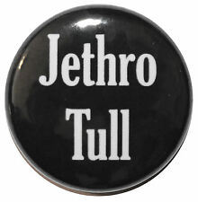 "1"" (25mm) Jethro Tull Button Badge Pin - Gift & Music - High Quality"