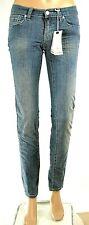 Jeans Donna Pantaloni BLEIFREI Slim Fit D508 Blu Tg 24 veste grande