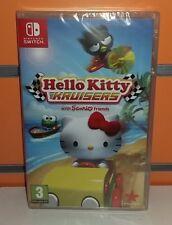 Hello Kitty Kruisers SWITCH NUOVO SIGILLATO ITA
