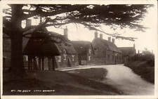Little Brington near Northampton. The Green # 1.